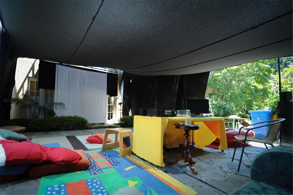 Backyard Cinema | Decorination